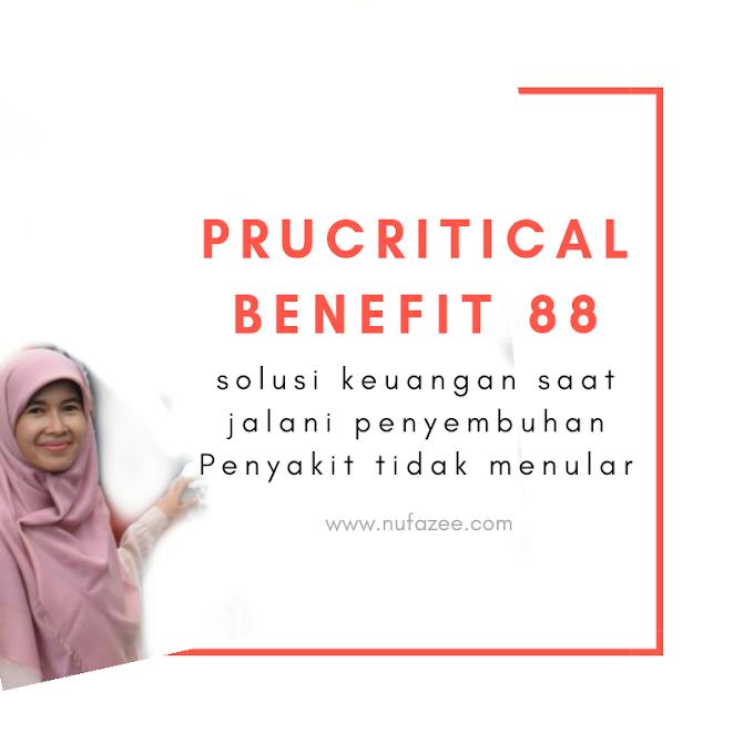 PRUCritical Benefit, Solusi Keuangan Saat Jalani Penyembuhan Penyakit Tidak Menular