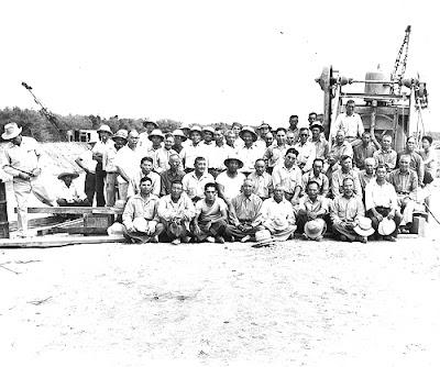 POSTON, ARIZONA CONCENTRATION CAMP: AGRICULTURE