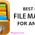 Best Five(5) File Manager Apps For Android 2017