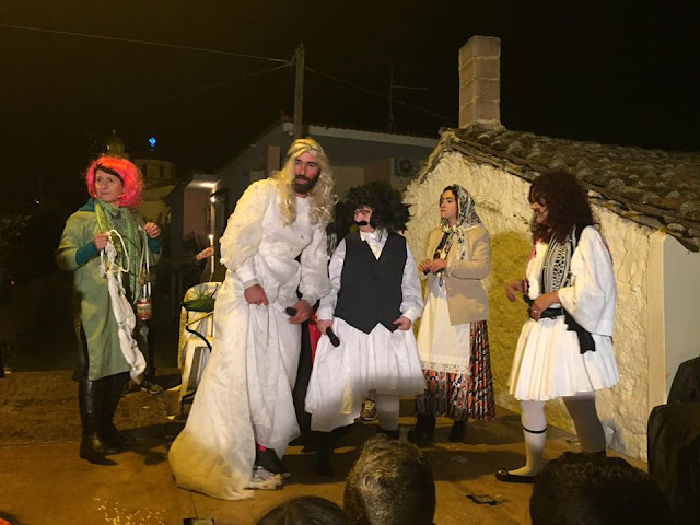 Το αποκριάτικο έθιμο του Αρβανίτικου Γάμου αναβιώνει και φέτος στη Μιδέα
