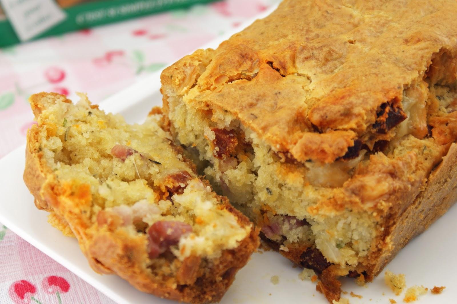 Cake Chorizo Lardon