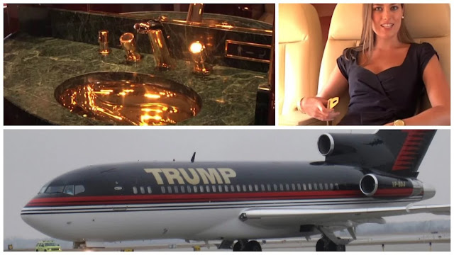 6 PHOTOS that show the inside of Donald Trump's plane
