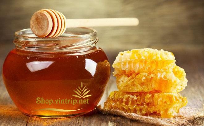 8 lợi ích kì diệu của mật ong với sức khỏe