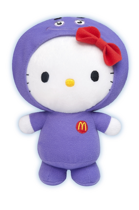 b57b6e2a7 Limited edition McDonaldland Hello Kitty Plush Toys – tebisha.com