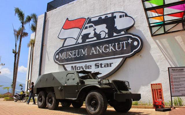 Museum Angkut Menjadi Tempat Wisata di Malang yang Sangat Menarik