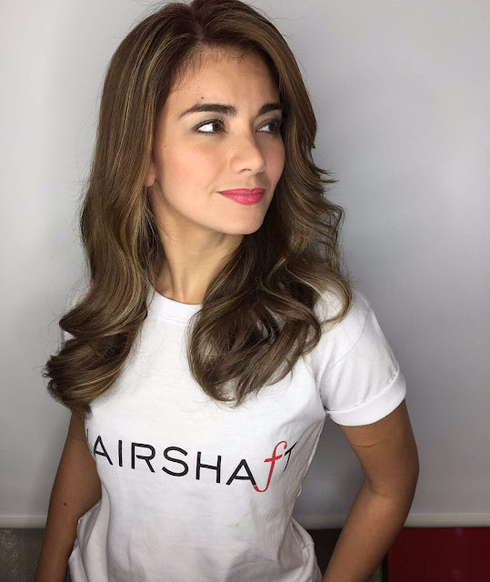 90's Star Isabel Granada Is Still Seductive And Sexy Like A Teenager But You'll Never Know How Old She Already Is!