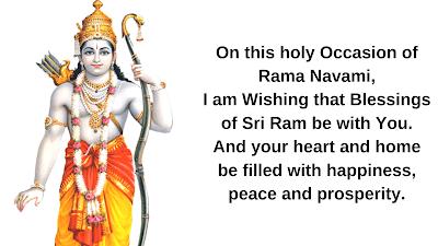 Ram Navami 2019 Wishes
