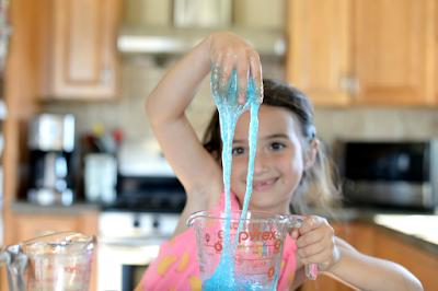Cara Membuat Slime Menggunakan Shampo Lifebuoy