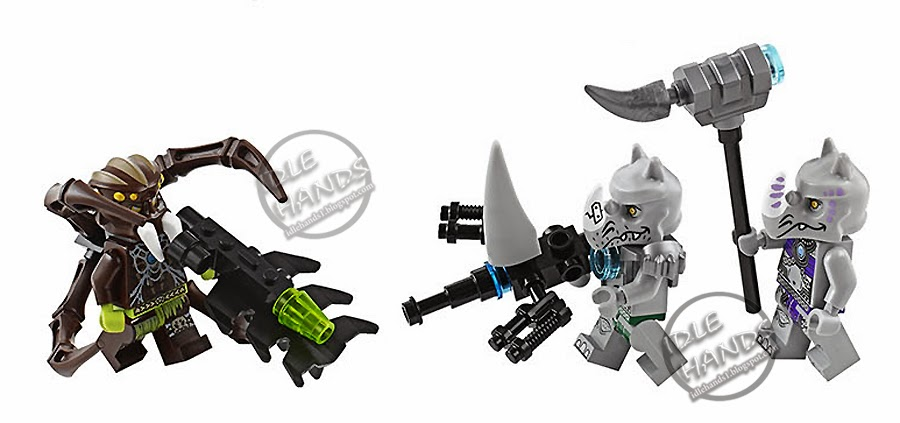 idle hands toy fair 2014 new lego legends of chima