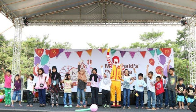 McDonald's 2 Days Carnival In Putrajaya