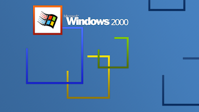Windows 2000 background