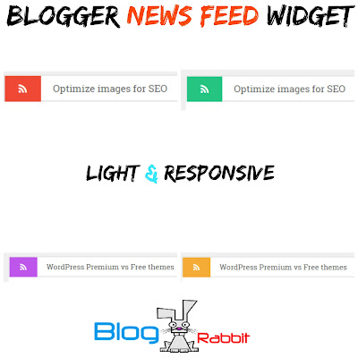 Blogger News Feed Widget