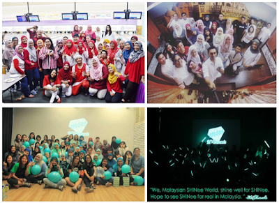 Dafinites & SHINee World