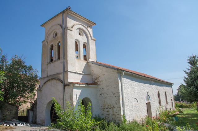 St Dimitrij church - Dihovo village, Bitola, Macedonia