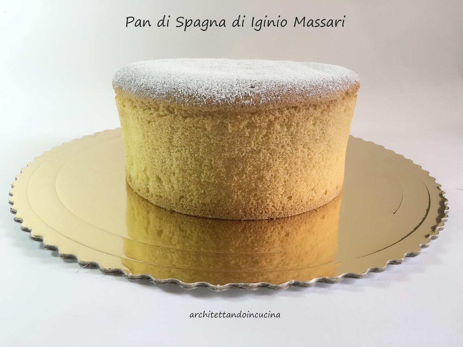 Torte Da Credenza Iginio Massari : Architettando in cucina pan di spagna iginio massari e le