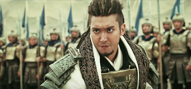 Choi Si Won in Dragon Blade