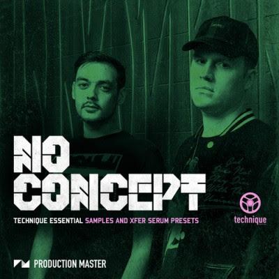 Production Master – No Concept – Technique Essential (WAV, SERUM)