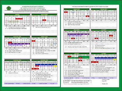Kaldik 2016/2017 Excel