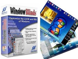 برنامج, تغيير, اشكال, وثيمات, وخلفيات, الويندوز, WindowBlinds, اخر, اصدار, للكمبيوتر