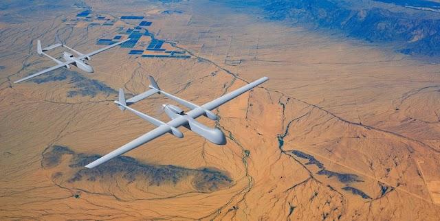 Έρχονται τα πρώτα drones που θα επιτηρούν τα Ελληνικά σύνορα