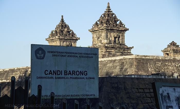 Candi Barong, Sambirejo, Prambanan