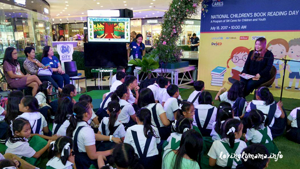 National Children's Book Reading Day 2017 Bacolod