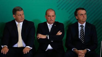 Bebbiano, Onyx e Bolsonaro