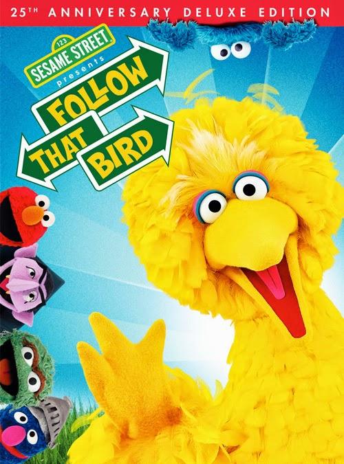 Follow That Bird And Friends Muppet Stuff