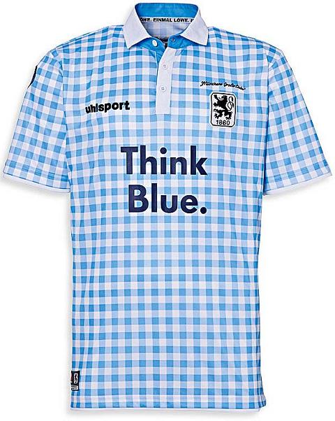 Uhlsport apresenta camisa do 1860 München para a Oktoberfest - Show ... a0824ad04bbdf