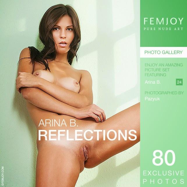 Fjjmjof 2014-11-17 Arina B - Reflections 12020