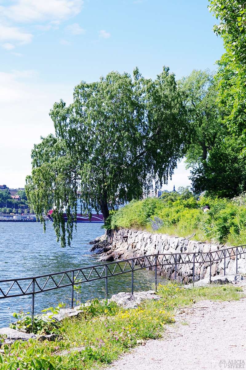 aliciasivert alicia sivert alicia sivertsson djurgården stockholm utflykt utflyktsmål prins eugens waldemarsudde friluftsmåleri