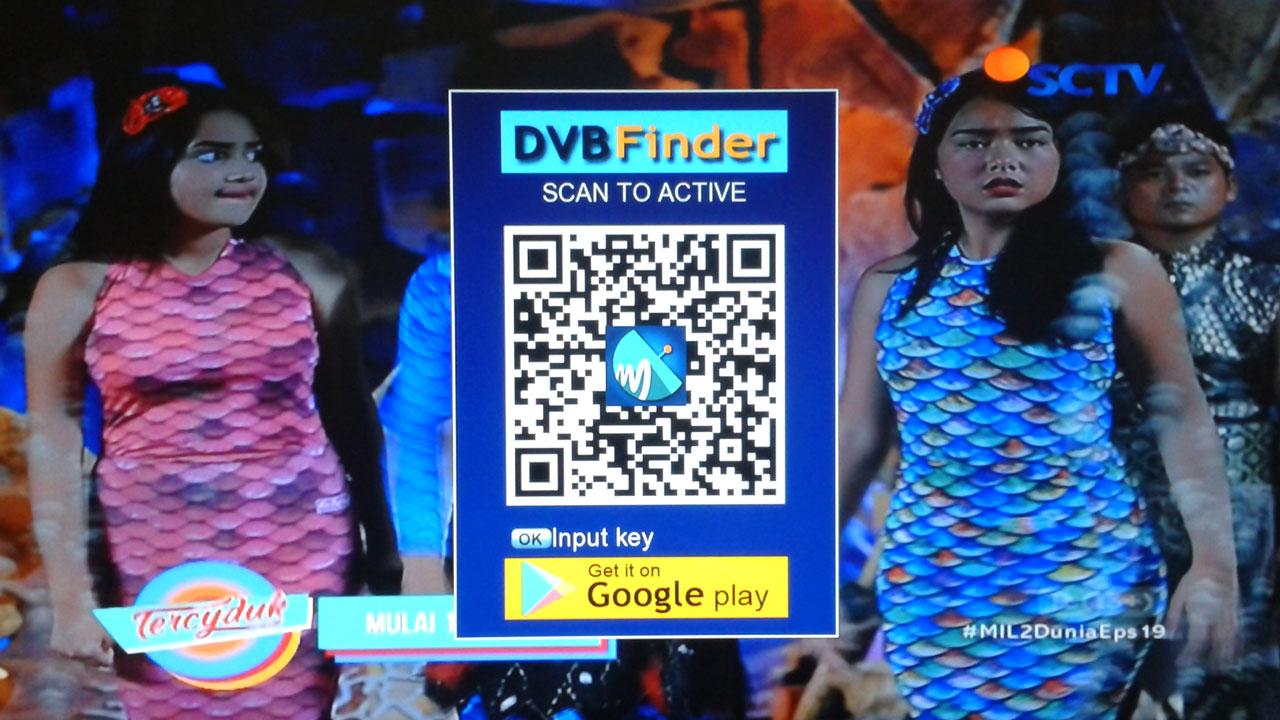 Cara Menghilangkan Aktivasi DVBFinder Matrix Tanaka K0S