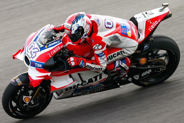 berita motogp Hasil Kualifikasi MotoGP Sepang, Malaysia : Dovizioso start terdepan