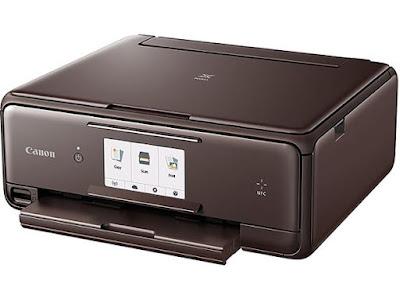 Canon PIXMA TS8053 Printer Driver Download