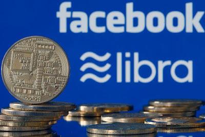 عملة فيسبوك, ليبرا, اختبار صعب, تخلى الداعمين, الداعمين,