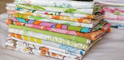 refabulous vintage sheets and linens available in the shop
