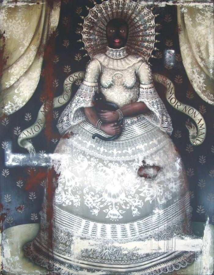 Фигуративные картины. Rodolfo De Florencia