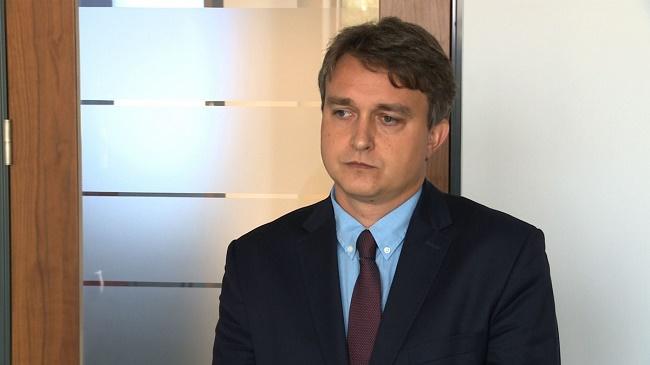 Marcin Lewenstein z firmy InnoEnergy - źródło newseria.pl