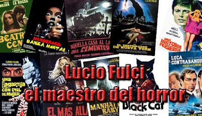 Lucio Fulci, uno de los directores más emblematicos de cine de terror