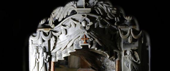 Νέα ευρήματα για τον Πανάγιο Τάφο