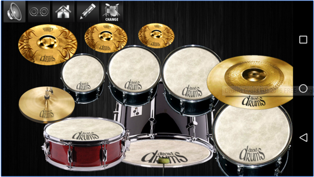 Drums Droid apps HD 2016 ~ GETPCGAMESET