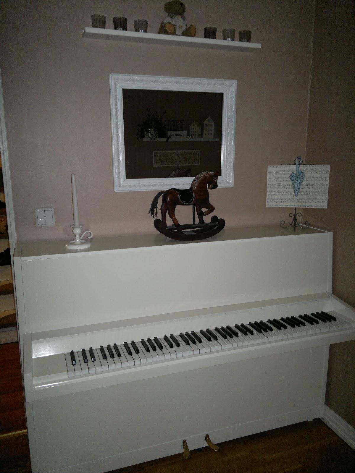Pianon Maalaus