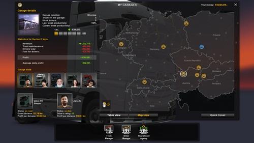 Euro Truck Simulator 2: Scandinavia v1.22.2.8s - PC (Completo + 29 DLC's)