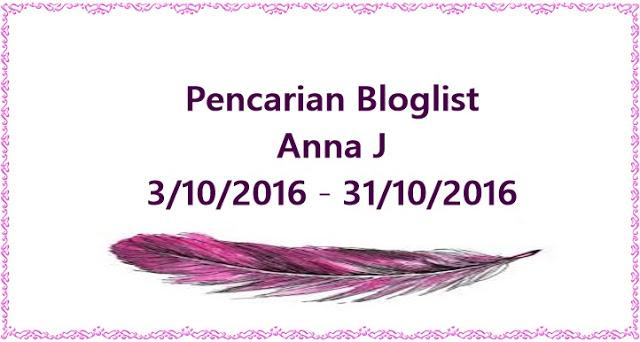 Pencarian Bloglist Anna J