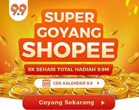 Goyang Shopee Dapat Koin Banyak