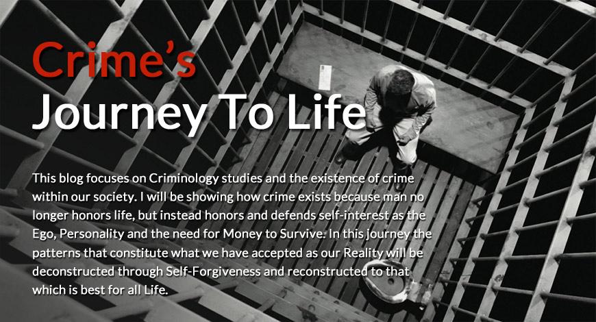 Crime's Journey to Life