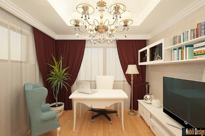 Design interior casa clasica de lux Bucuresti - Amenajare casa Bucuresti