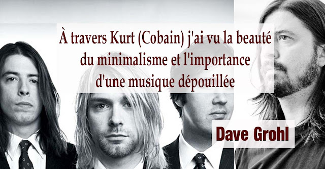 Dave Grohl - Nirvana - Foo Fighters