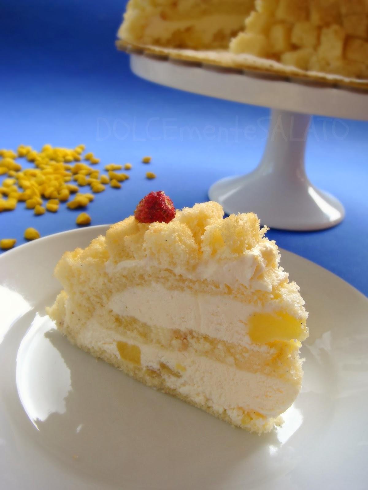 Ricetta torta mimosa montersino