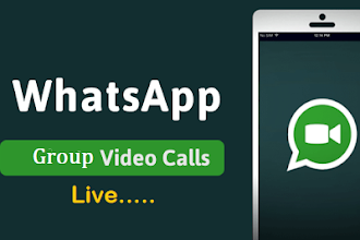 WhatsApp Video calling Features Live! Get it Now